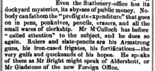 pencils - glasgow sun post - 11.05.1861