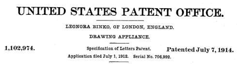 binko patent 1